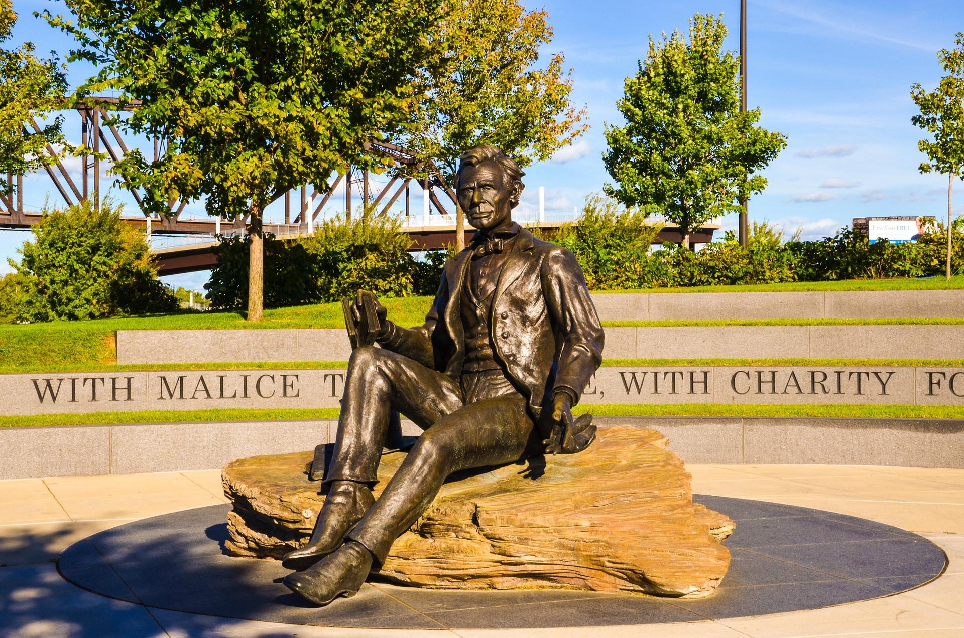 Spirit of the South   Lincoln Memorial, Louisville, Kentucky, USA