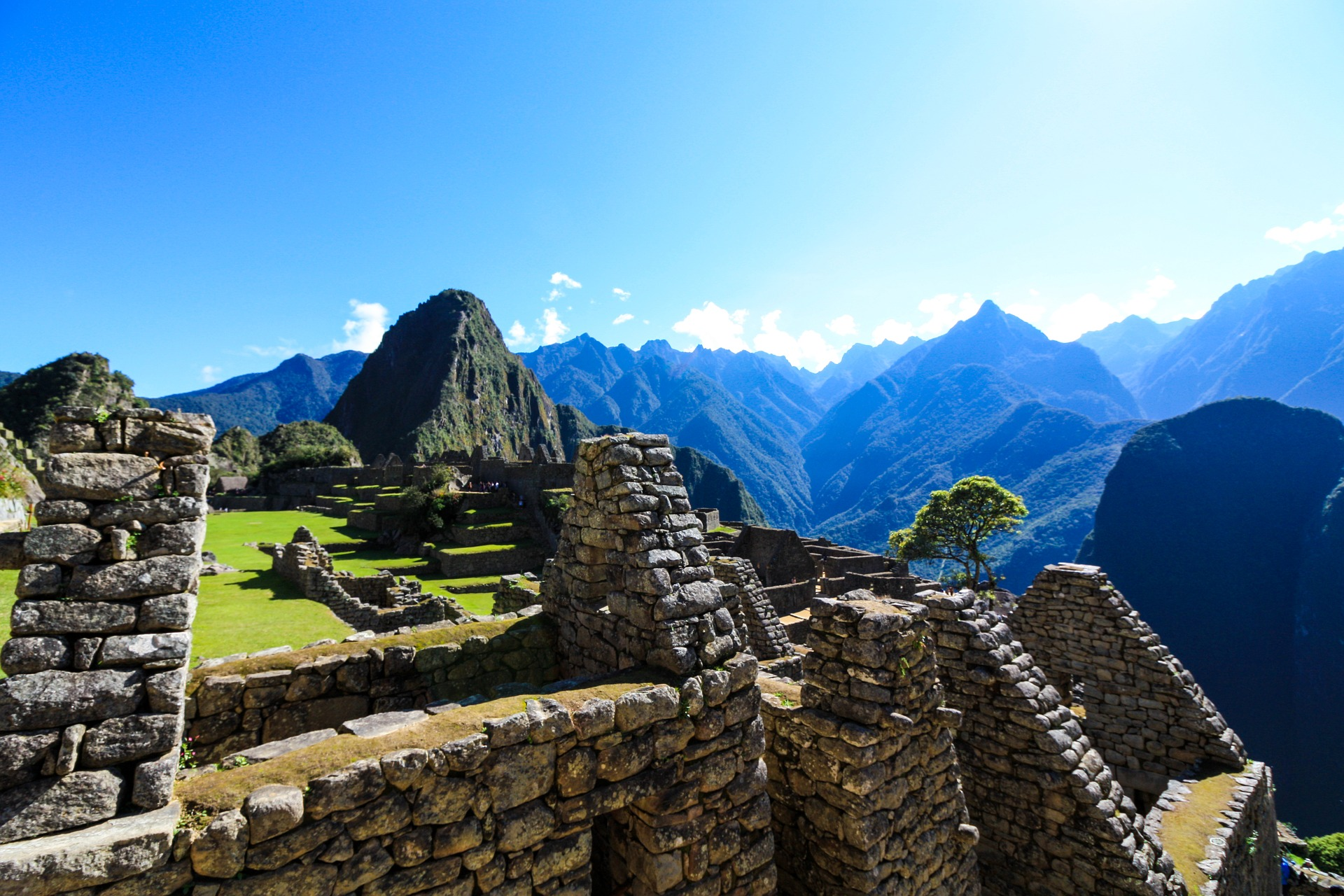 South America Revealed | Machu Picchu, Peru