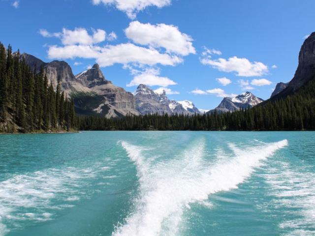 Canada's Rockies | Maligne Lake, Jasper, Canada