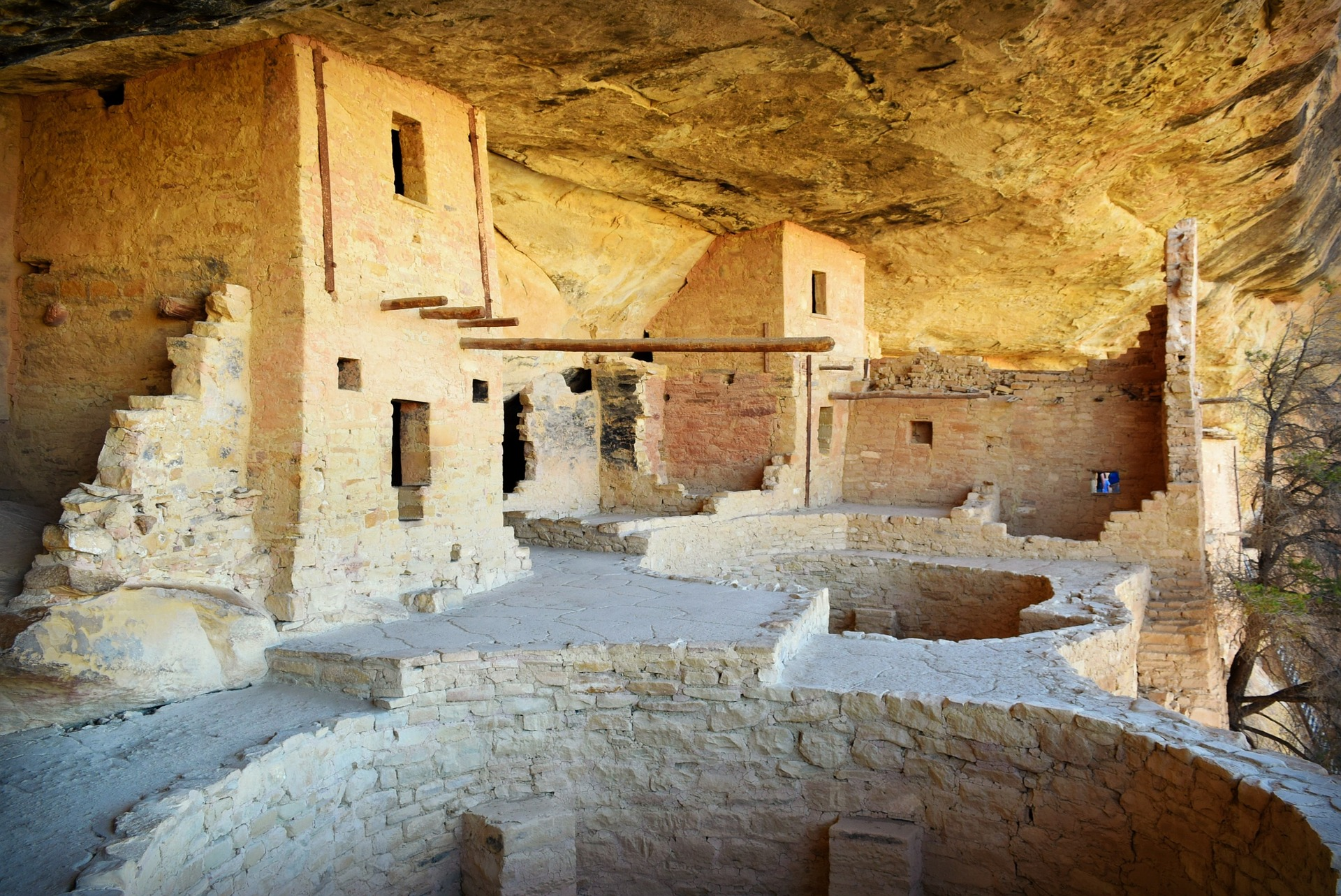 Colourful Trails of the Southwest | Mesa Verde National Park, Colorado, USA