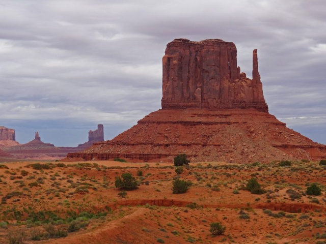 The Trailblazer | Monument Valley, Utah, USA