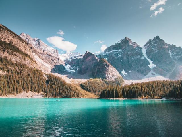 Canada's Rockies | Moraine Lake, Banff, Canada