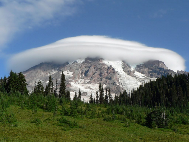Discover Glacier National Park, Hells Canyon & Washington Wine Country | Mount Rainier National Park, Washington State, USA