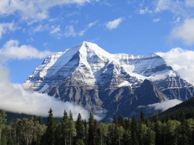 Spectacular Canadian Rockies | Mount Robson, Canada