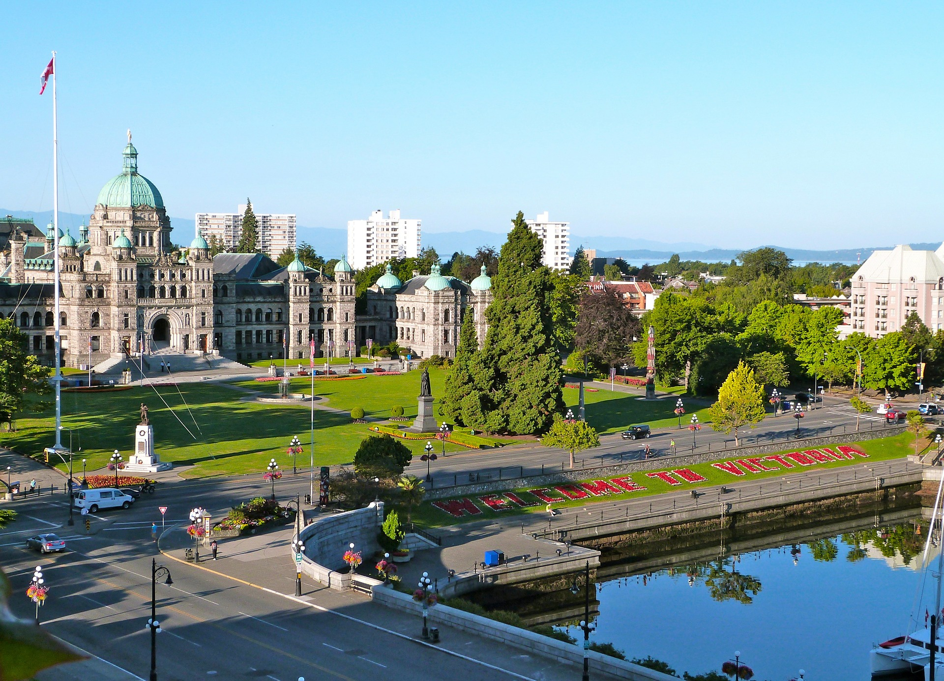 Iconic Rockies & Western Canada | Parliment, Victoria, Canada