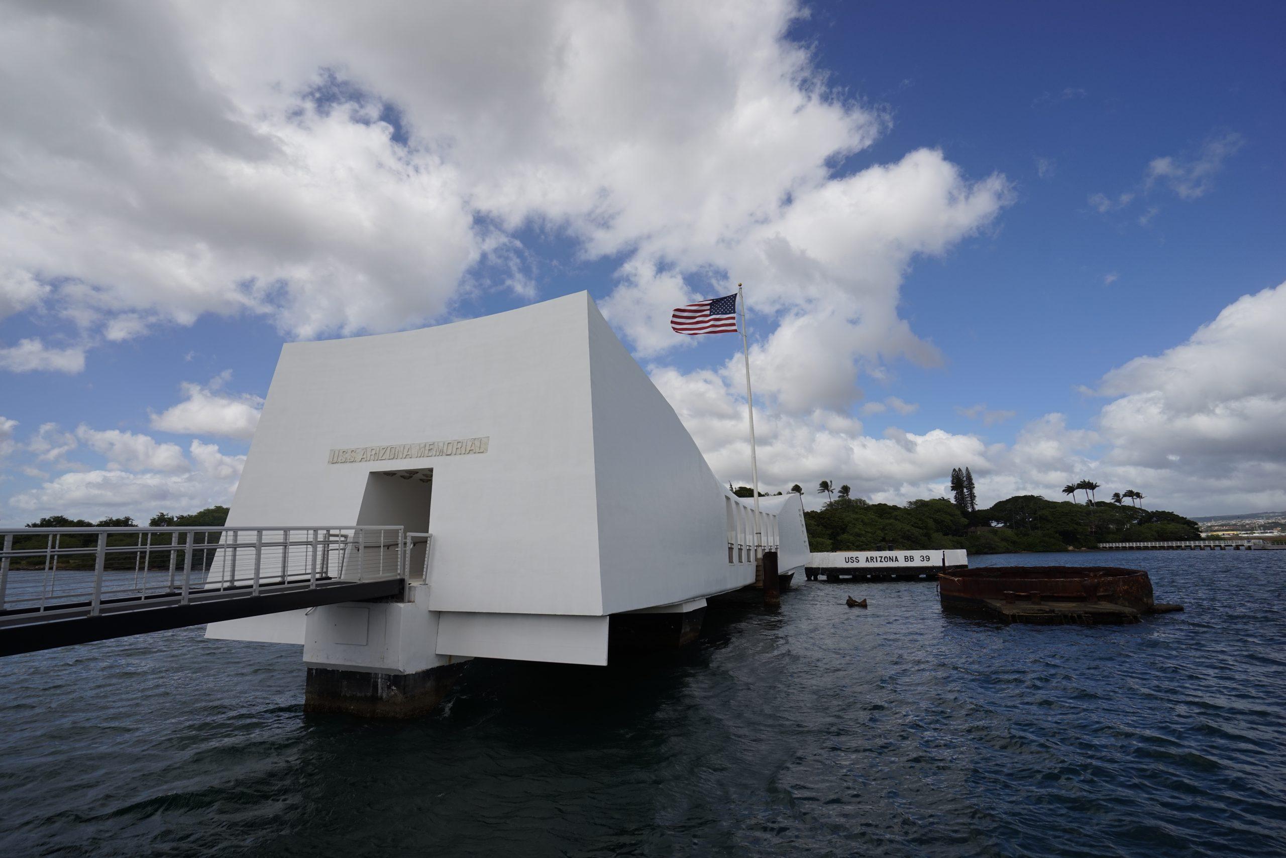 Hawaiian Islands | Pearl Harbour Historic Site, Honolulu, Hawaii