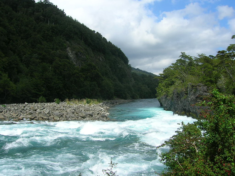 Icons of South America | Petrohué River, Chile