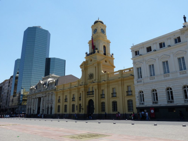 South America Treasures | Plaza de Armas, Santiago, Chile