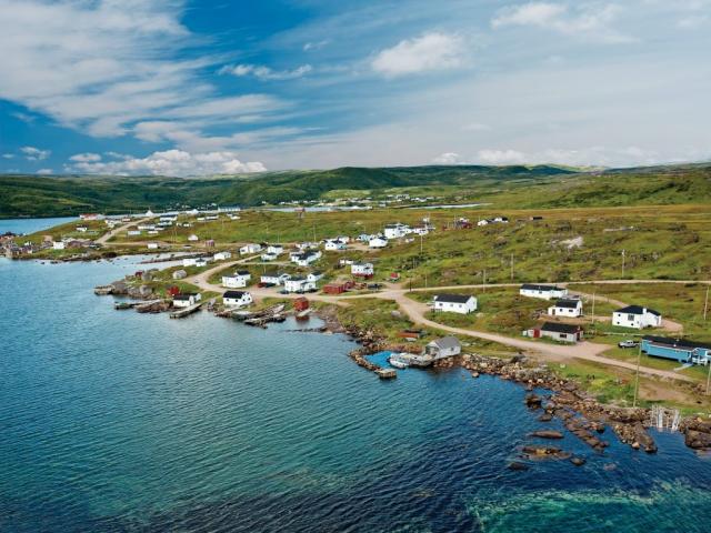 Scenic Wonders of Newfoundland, Labrador & Ile Saint Pierre | Red Bay National Historic Site, Canada