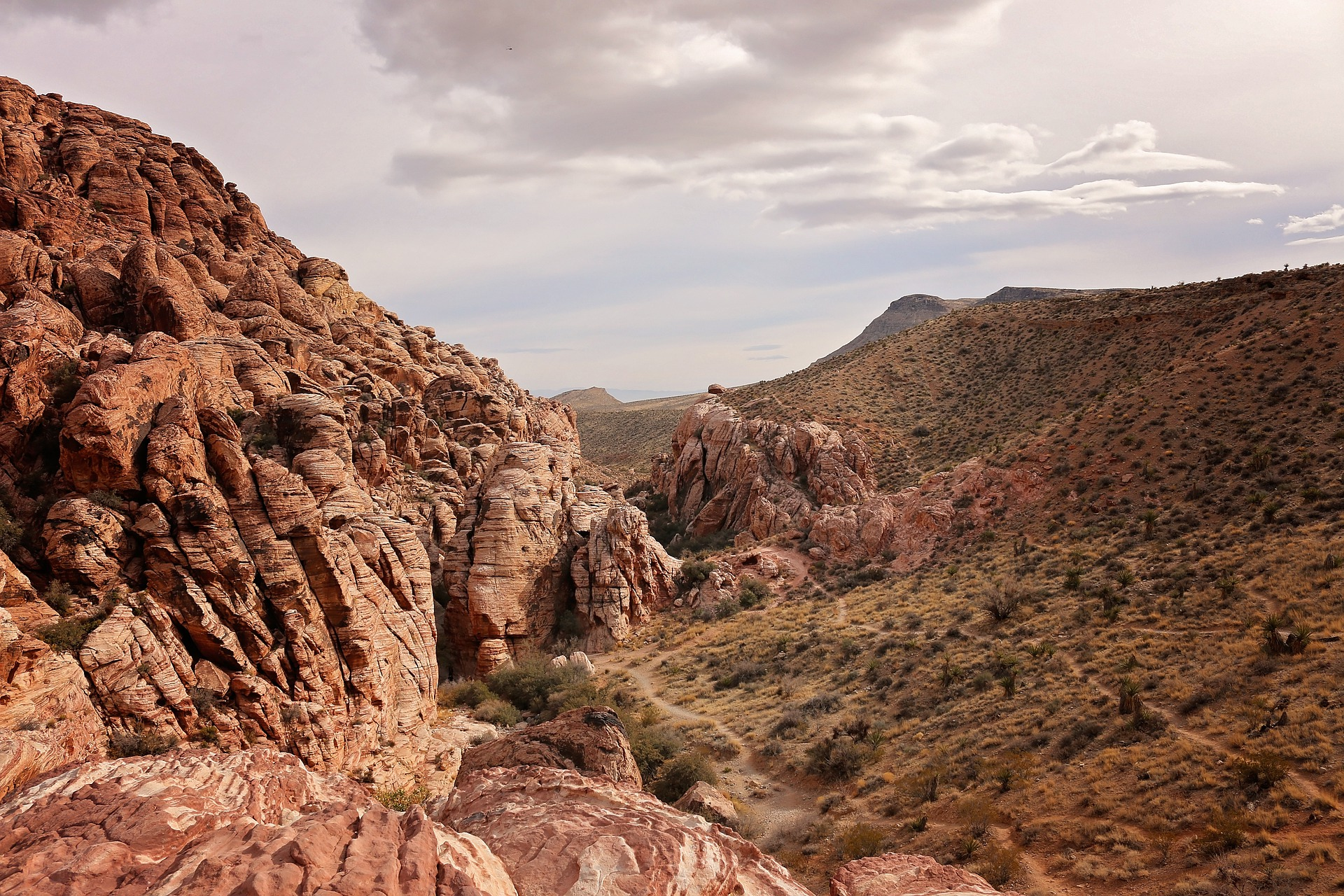 America's Great Desert National Parks | Red Rock Canyon, Nevada, USA