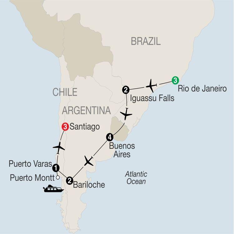 South American Odyssey