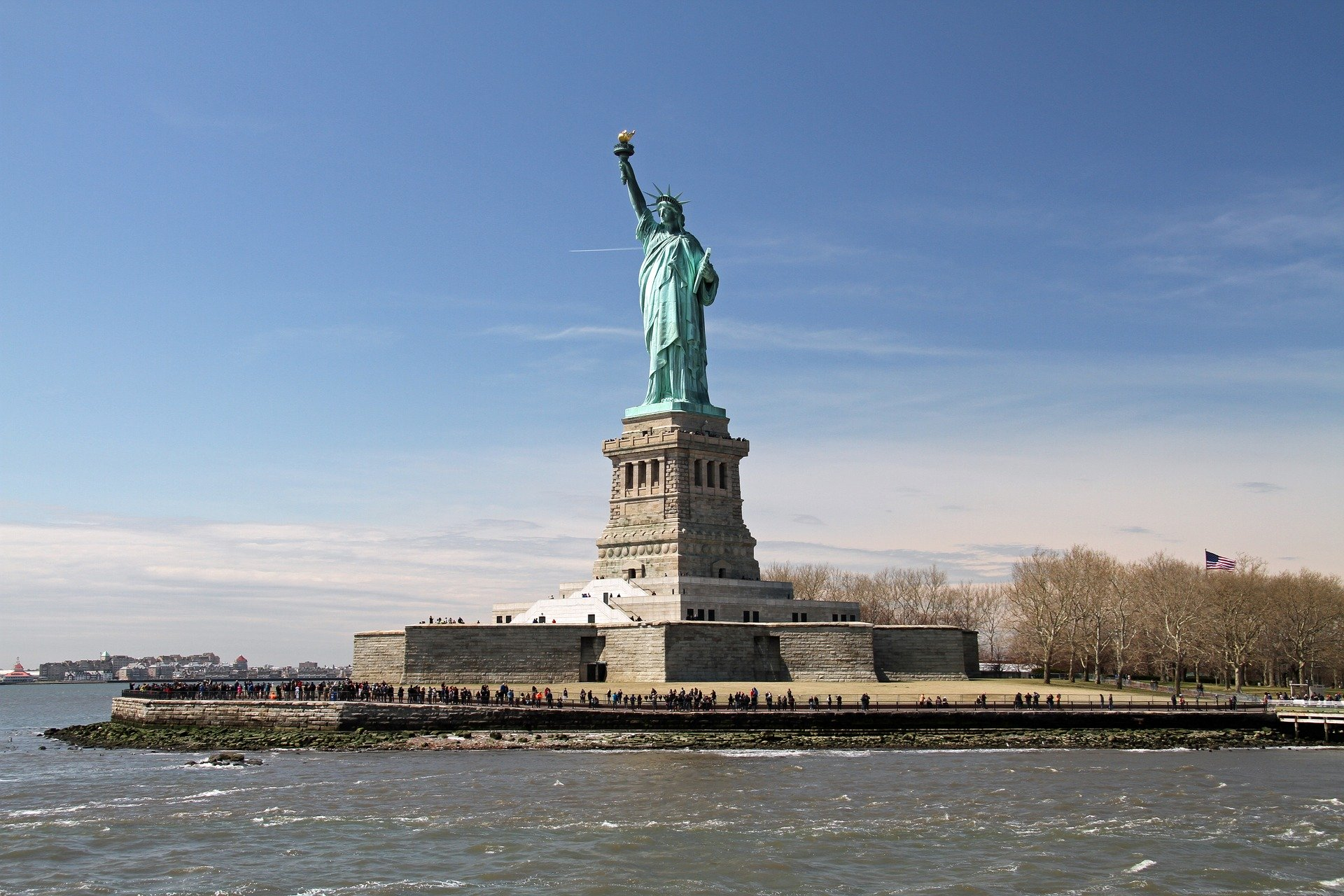 New York Explorer | Statue of Liberty, New York City, New York State, USA