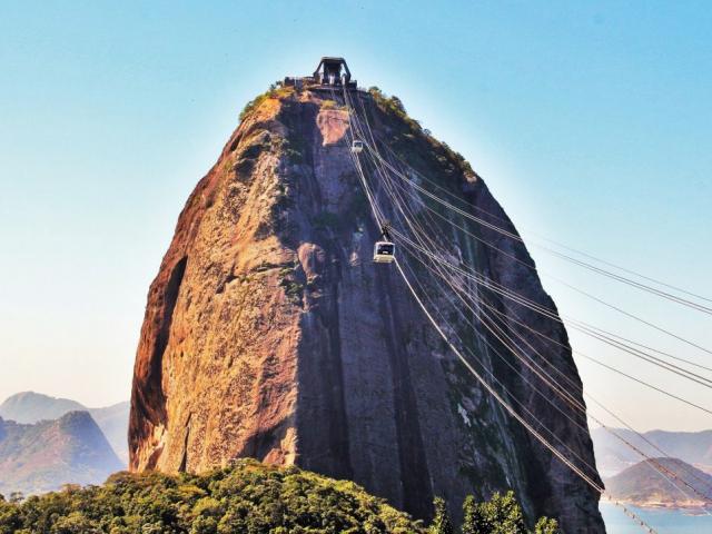 Spirit of South America | Sugarloaf Mountain, Rio de Janeiro, Brazil