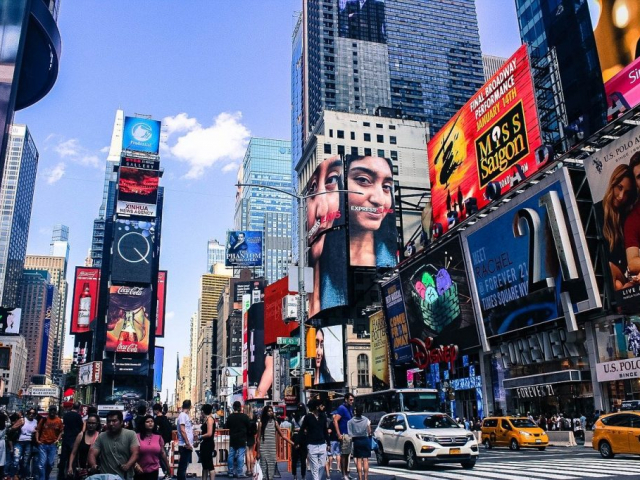 New York Explorer | Times Square, New York City, New York State, USA