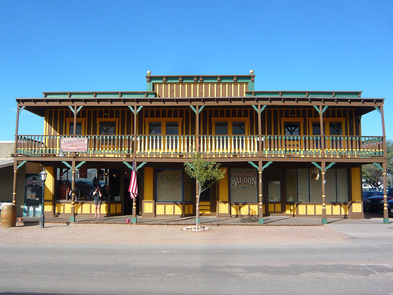 The Magnificent Southwest | Tombstone, Arizona, USA