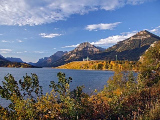 Secrets of the Rockies & Glacier National Park | Waterton Lakes National Park, Canada