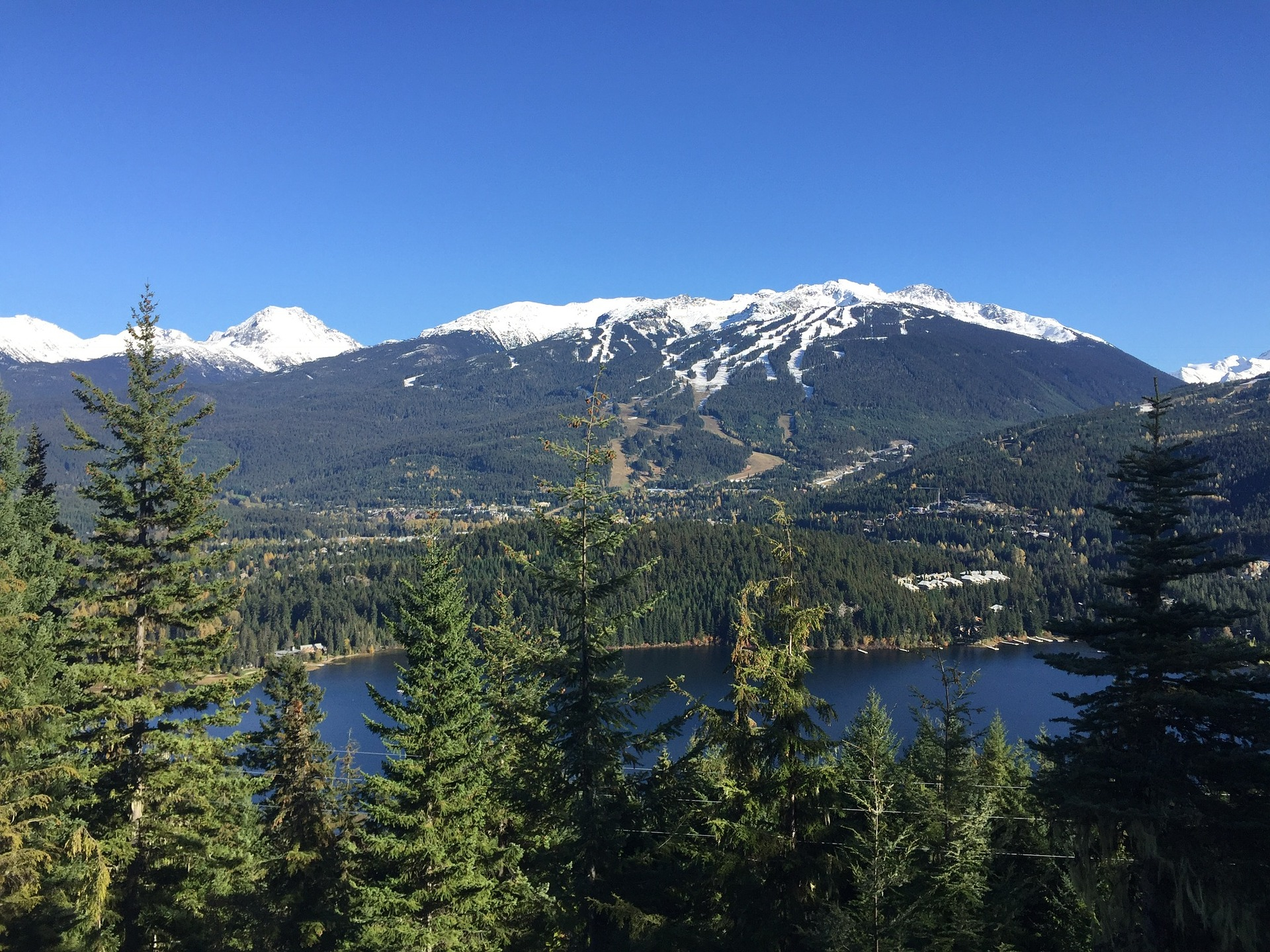 Iconic Rockies & Western Canada | Whistler, Canada