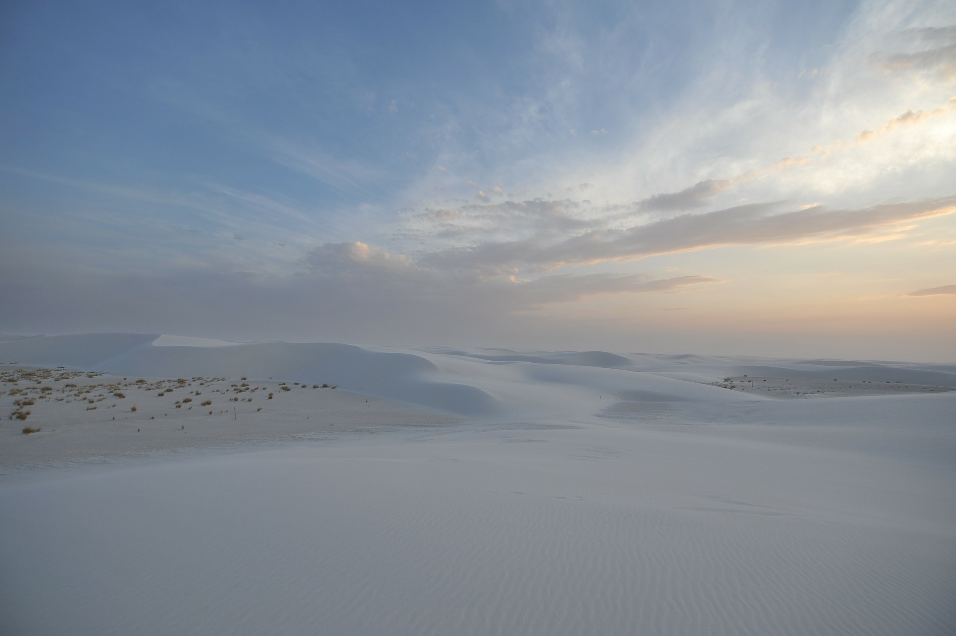 The Magnificent Southwest | White Sands National Monument, New Mexico, USA