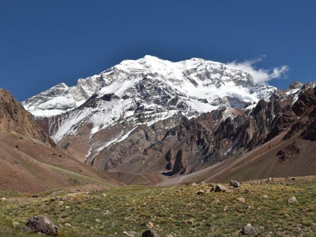 A Land of Wine, Culture & Falls | Aconcagua Mountain, Argintina