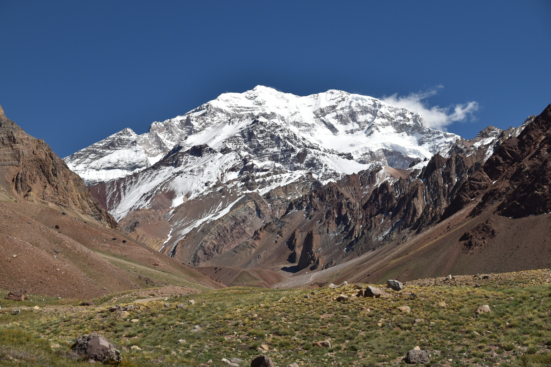 A Land of Wine, Culture & Falls | Aconcagua Mountain, Argintina