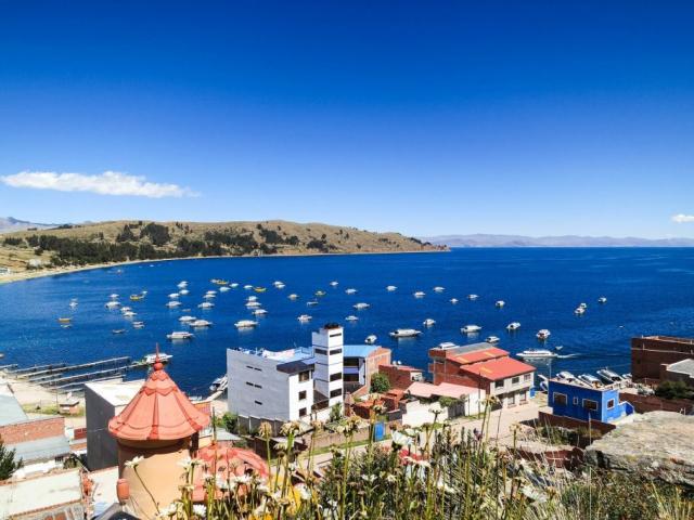 Breathtaking Bolivia | Copacabana, Lake Titicaca, Bolivia