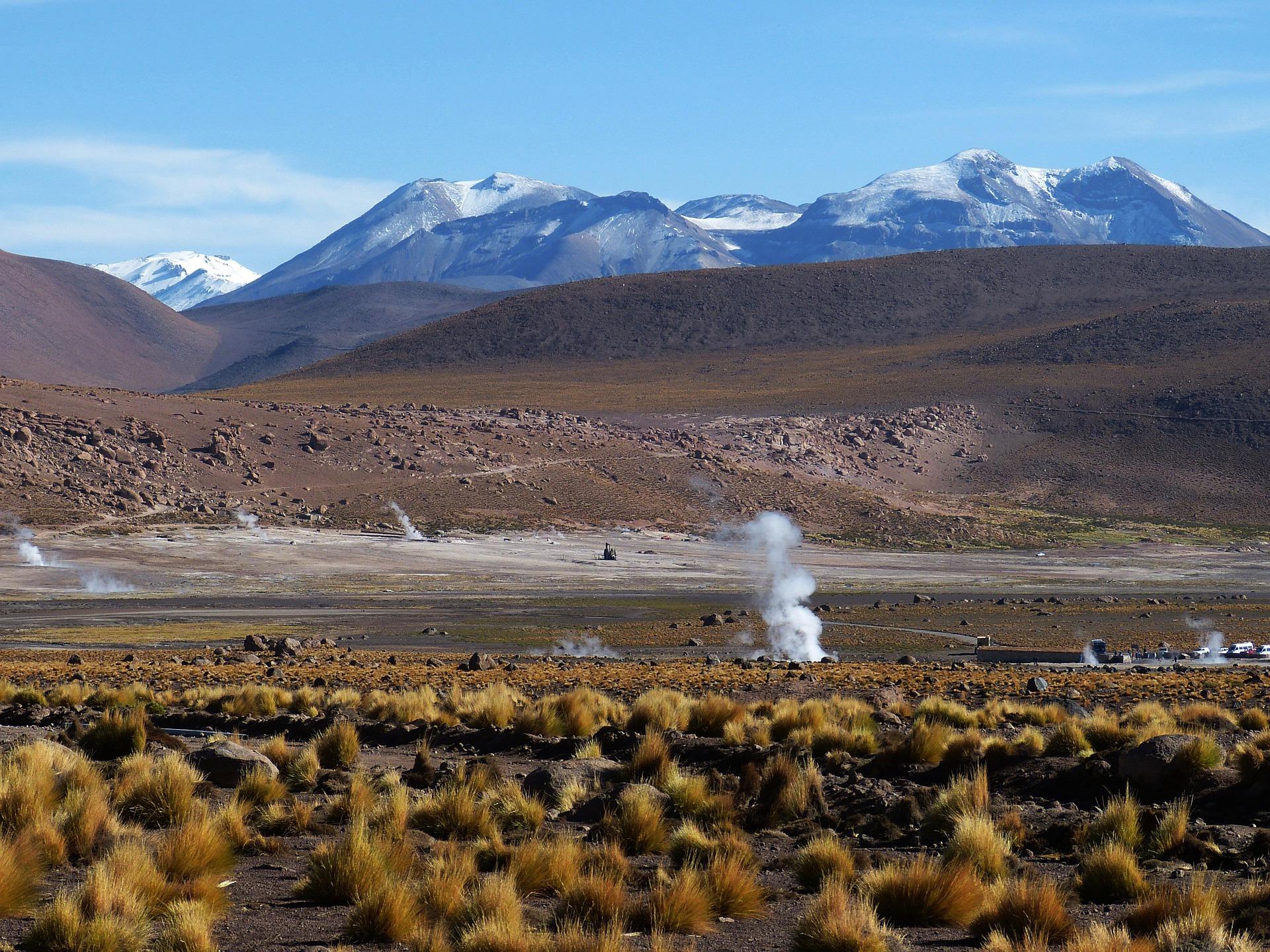Splendours of San Pedro | El Tatio Geysers, San Pedro de Atacama, Chile