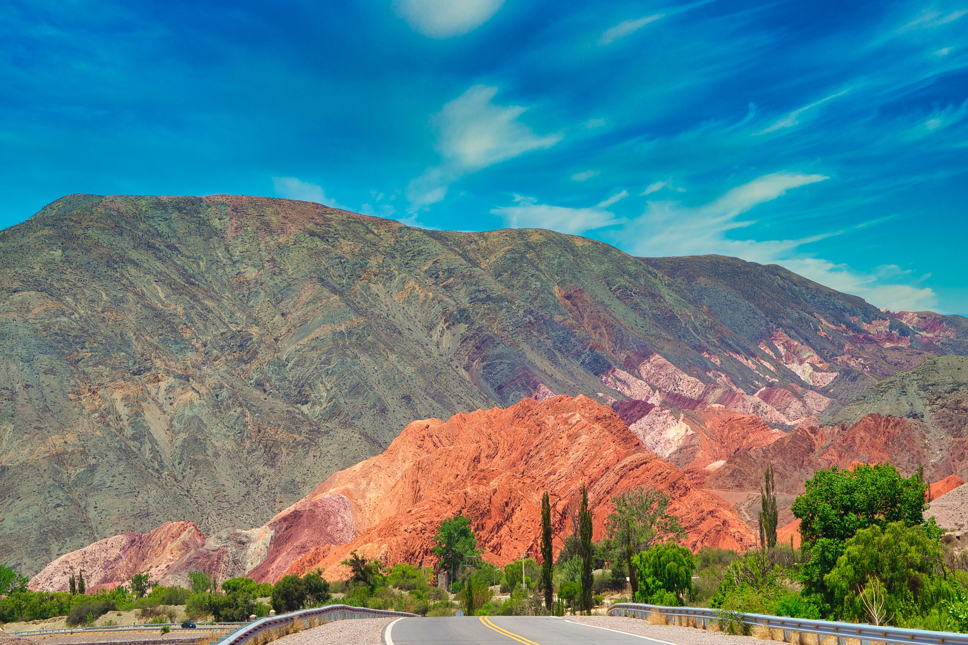 A Land of Wine, Culture & Falls | Humahuaca Gorge, Argentina