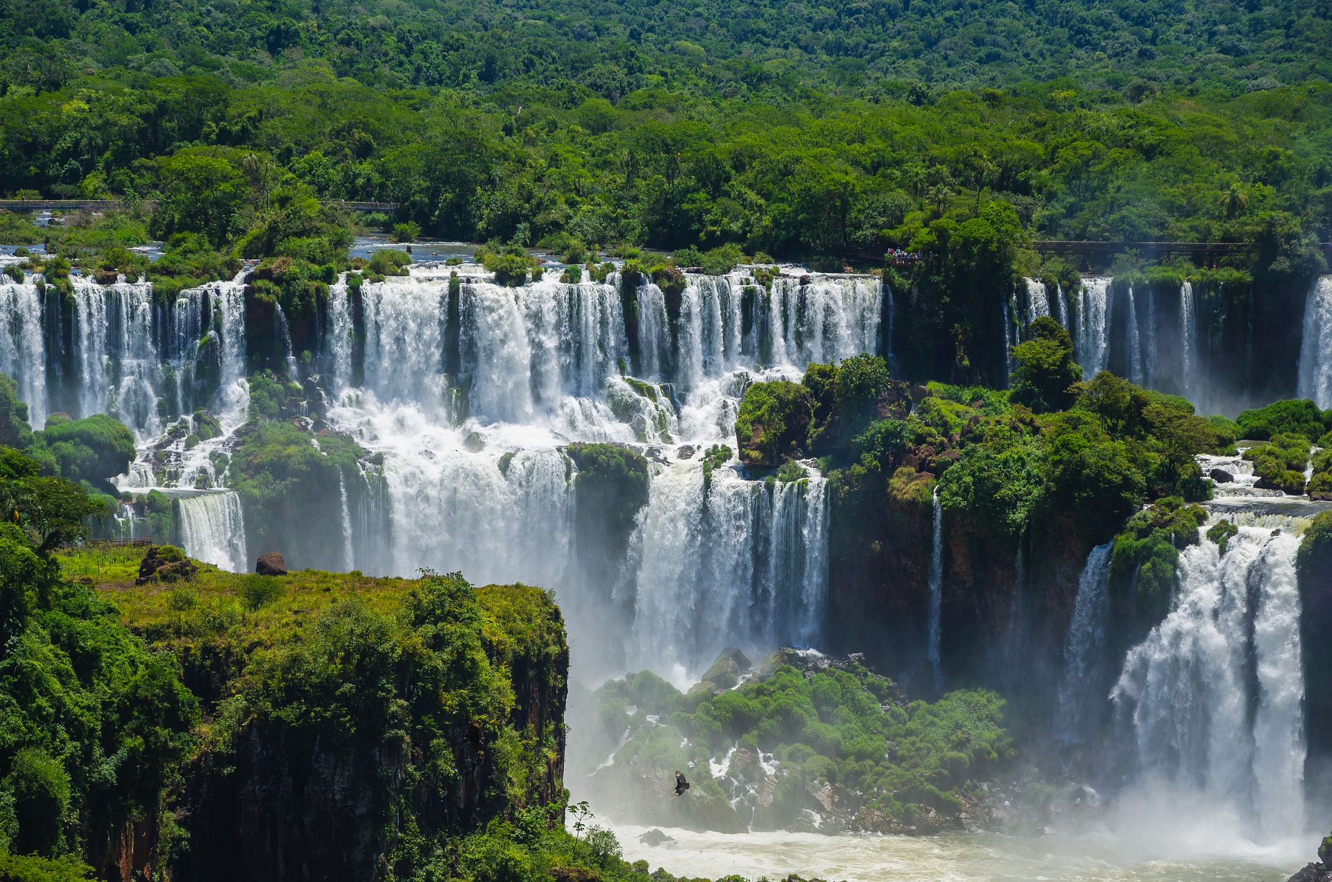 A Land of Wine, Culture & Falls | Iguazu Falls, Argentina
