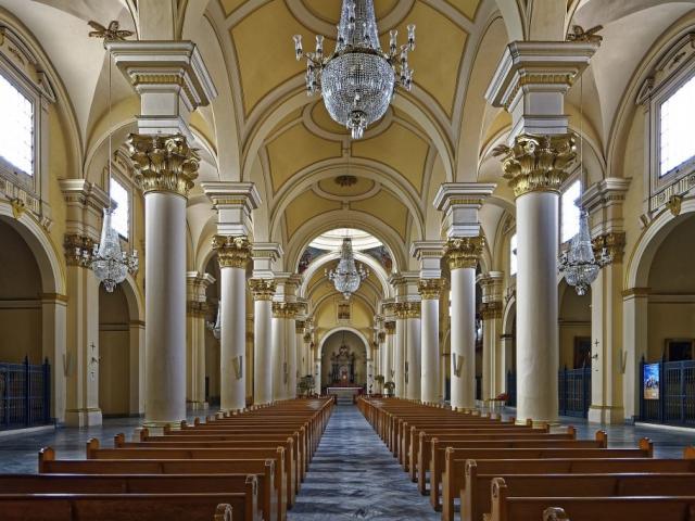 Bogota & Cartagena | Primatial Cathedral of Bogotá, Colombia