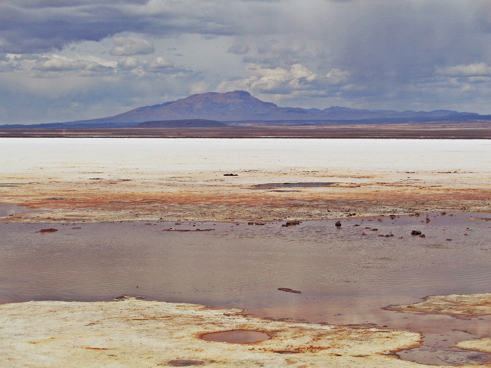 Highlights of Bolivia | Salar de Uyuni, Salt Lake, Bolivia