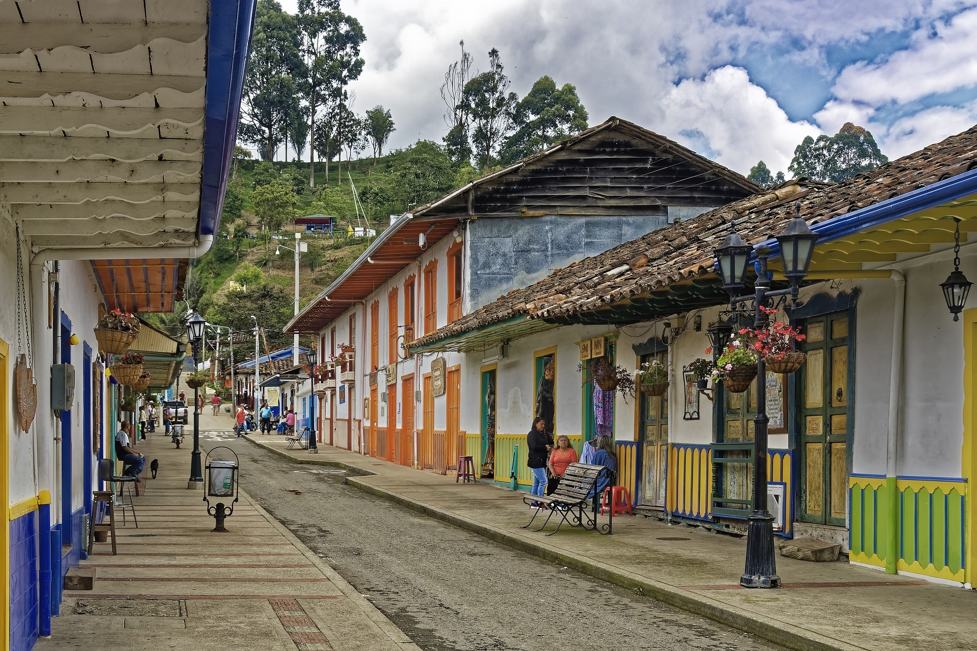 Colombia Rediscovered | Salento, Colombia