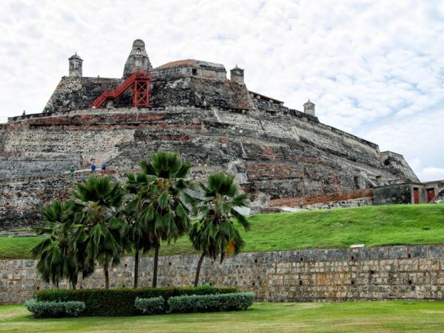 Bogota & Cartagena | San Felipe Castle, Cartagena, Colombia