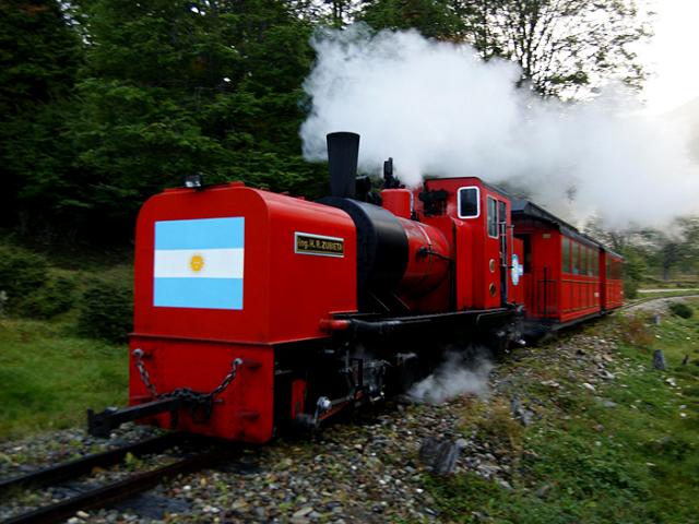 Experience Ushuaia | End of the World Train, Ushuaia, Argentina
