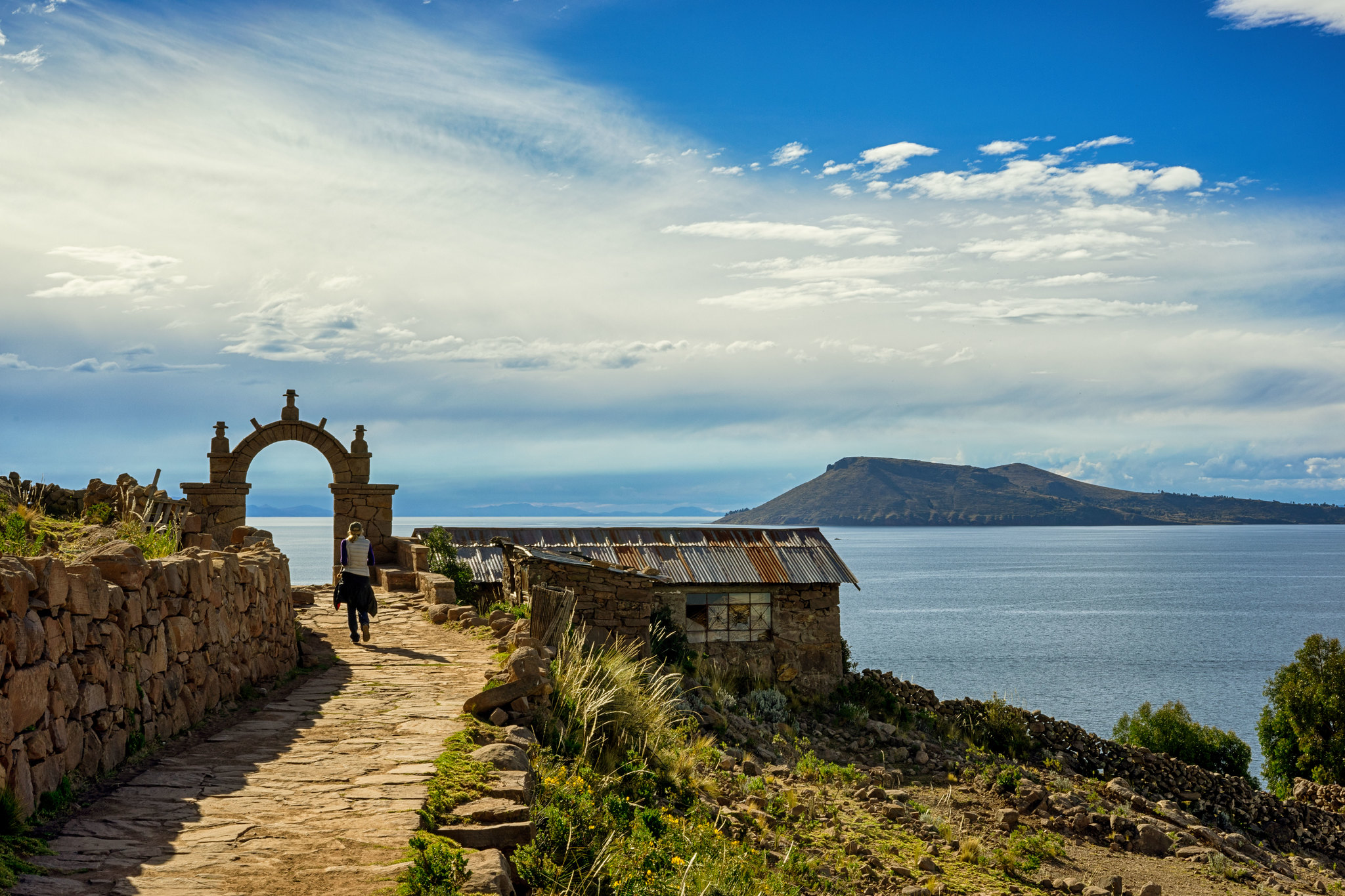 Mysteries of The Inca Empire | Taquile Island, Lake Titicaca, Peru