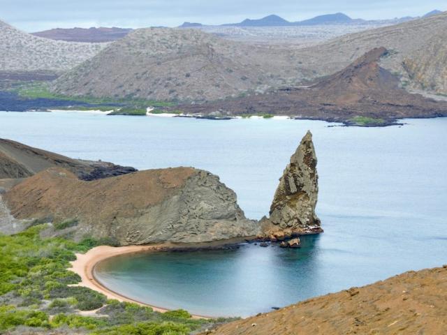 Ecuador: Galapagos by Land | Bartolome Island, Galapagos Islands, Ecuador
