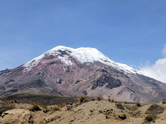Pathways Through The Andes | Chimborazo Volcano, Ecuador