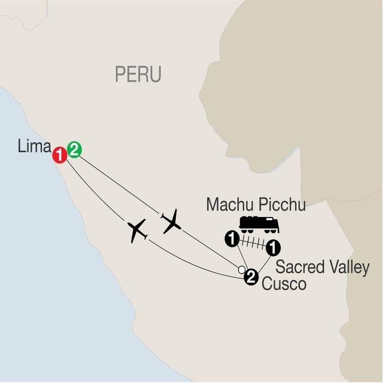 Peru Splendours