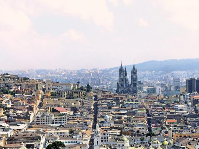 Serenata en Quito | Quito, Ecuador