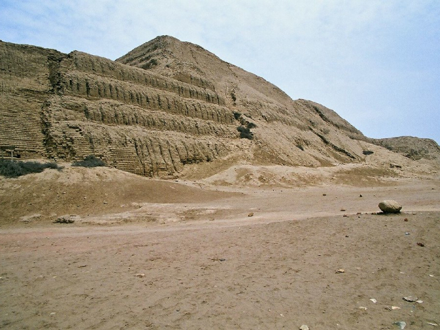 Northern Peru Treasures | The Huaca del Sol (Temple of the Sun), Trujillo, Peru