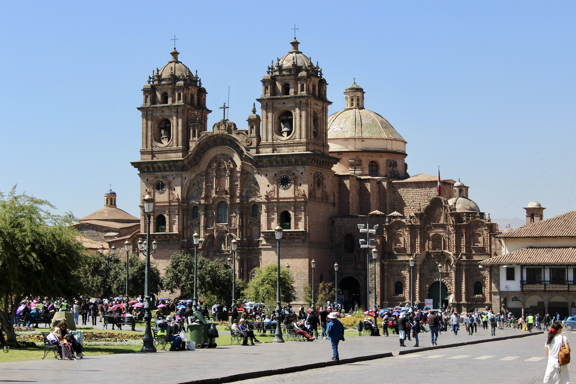 Mysteries of The Inca Empire | Plaza de Armas, Cusco, Lima