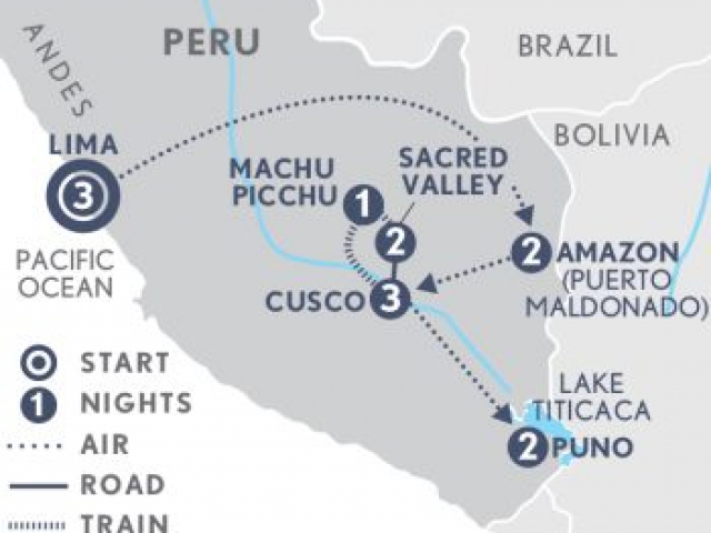Peru in Depth