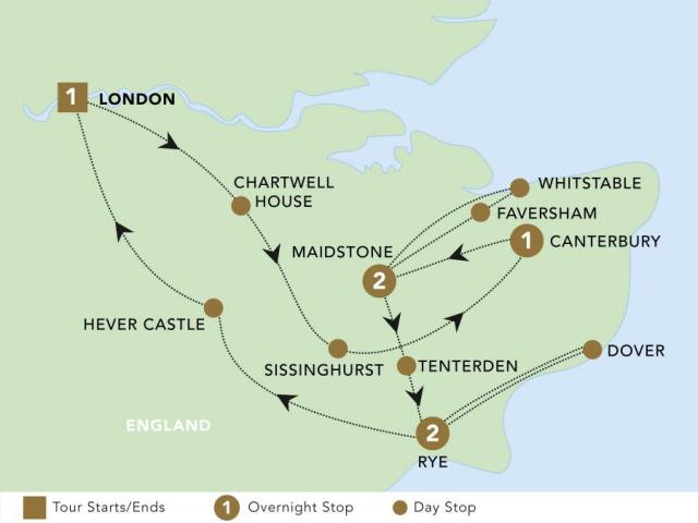 Kent: The Garden of England