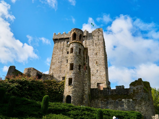 Grand Tour of Britain & Ireland | Blarney Castle & Gardens, Cork, Ireland