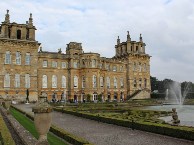 Britian & Ireland in Depth | Blenheim Palace, Woodstock, England, UK