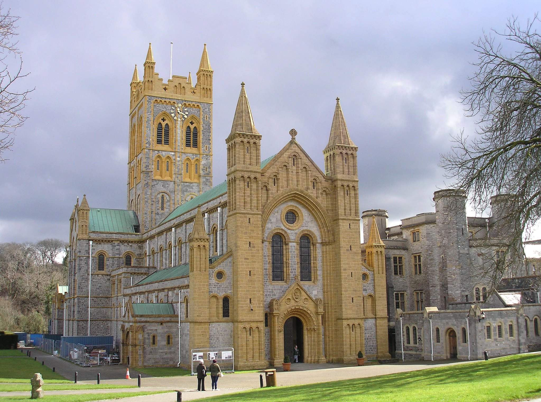 Best of Britain | Buckfast Abbey, Buckfastleigh, England
