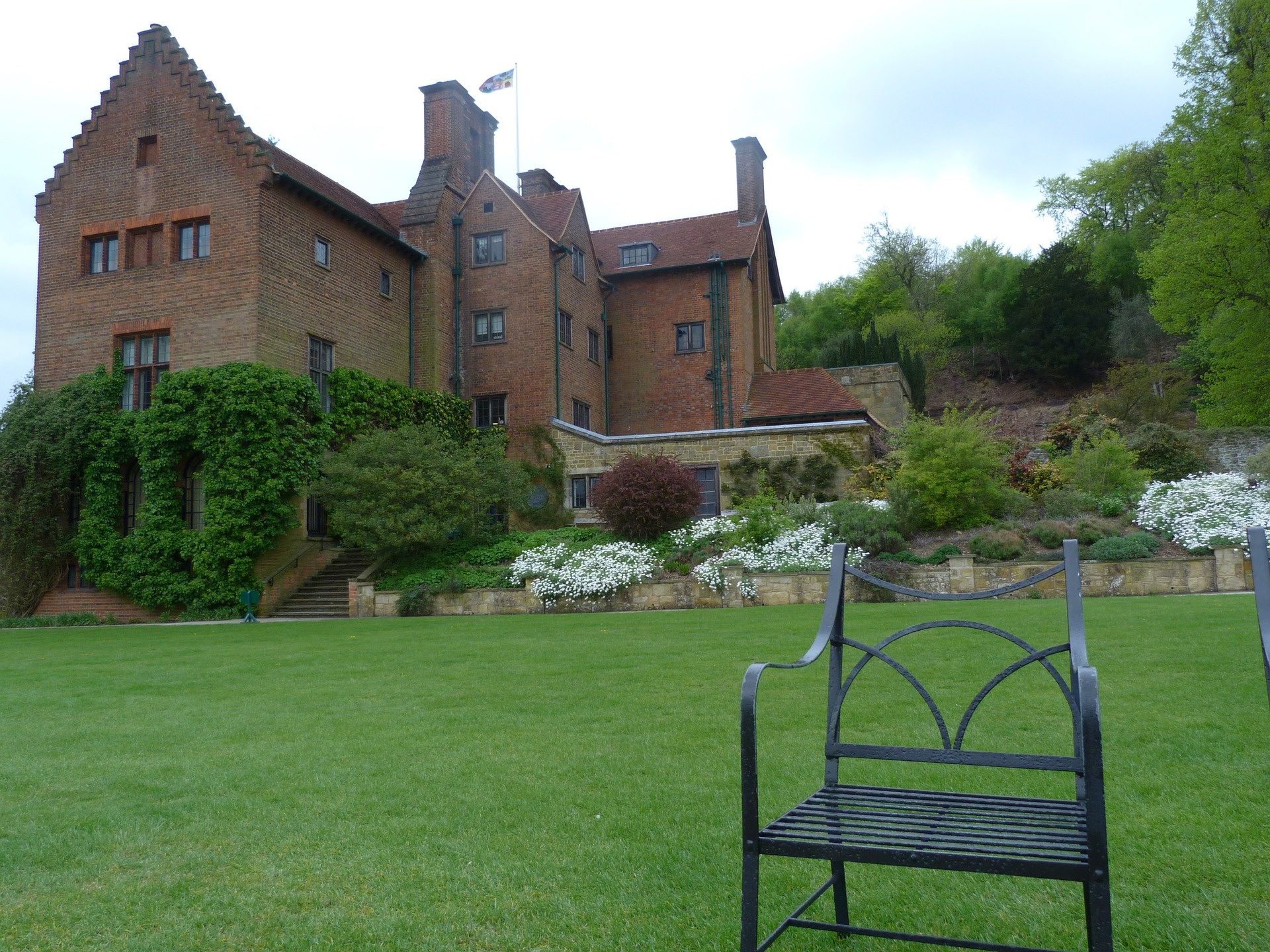Kent: The Garden of England | Chartwell House, Westerham, Kent, England, UK