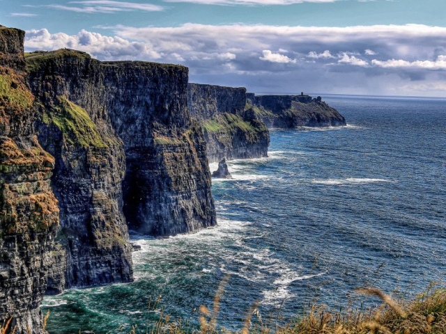 Celtic Highlights | Cliffs of Moher, Ireland, UK