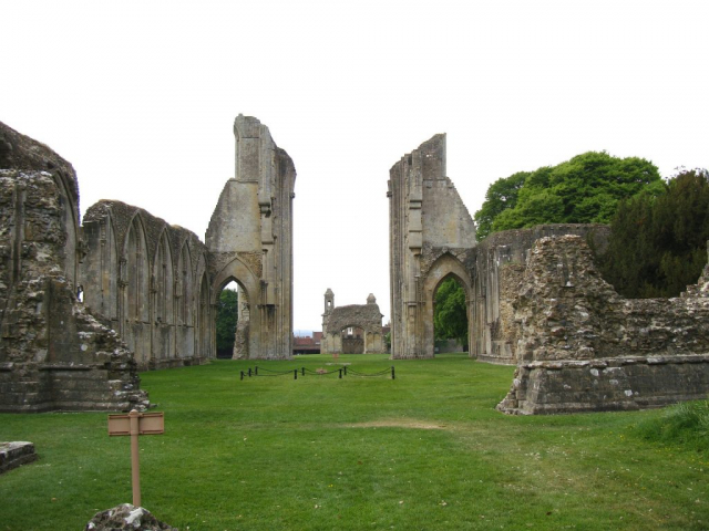 Best of Britain | Glastonbury Abbey, Glastonbury, England