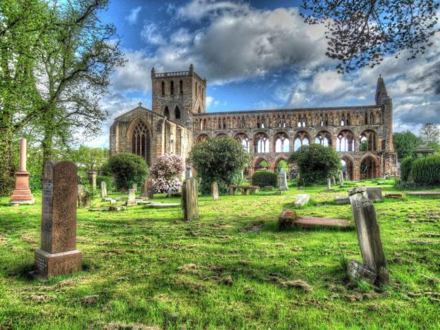 England, Scotland & Wales | Jedburgh Abbey, Jedburgh, Scotland, UK