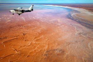Central to South Explorer | Kati Thanda-Lake Eyre National Park scenic flight, South Australia